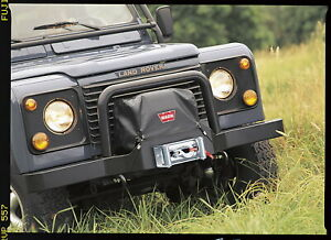 Warn Industries Cover winch m8274