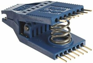 Pomona 5251 Soic Test Clip 14 Pin 0 050 Lead Spacing 0 755 Width pack