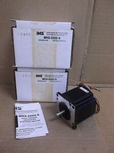Mh2 2222 s Ims Groupe Schneider New In Box High Torque Stepper Motor Mh22222s