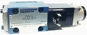 Bosch Rexroth Ag 3we6b51 ag24n9k4 Re999 Directional Spool Valve Direct Operated