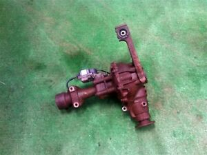 2003 2004 Toyota 4runner Front Carrier Differential 3 91 Ratio Differential Lock