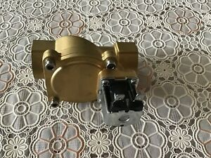 1 Brass Electric Solenoid Valve Ac110v