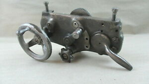 Nice Original Apron Assembly For A South Bend 9 10k Lathe Model A Or B