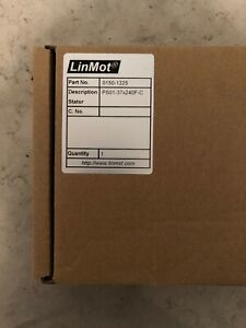 New Linmot Stator 0150 1225 Ps01 37x240f c Made In Germany