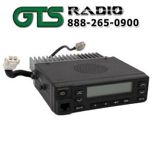 Refurbished Kenwood Tk 981 Two Way Radio Mobile Trunking Ltr 900 Mhz High Band