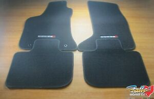 2015 2020 Dodge Charger Black Berber Front Rear Floor Mats Awd Only Mopar Oem