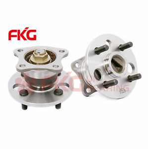 New Rear Wheel Hub Bearing Assembly 4 Stud For 1993 2002 Toyota Corolla 512018x2