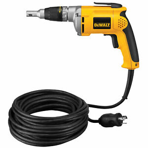 Dewalt Dw272wt Heavy duty Vsr Drywall Screwdriver