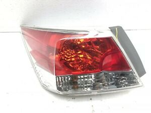 Fits 2008 2009 2010 2011 2012 Honda Accord Left Tail Light