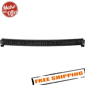 Rigid Industries Rds series 40 Led Spot Midnight Light Bar black 884213blk