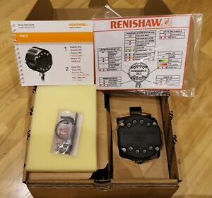 New Renishaw Rmi q Radio Cnc Machine Tool Interface
