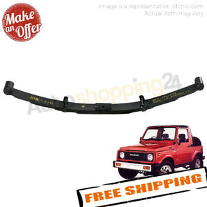 Arb Cs039r Old Man Emu 1 5 Rear Lifted Leaf Spring For 1985 1995 Suzuki Samurai