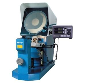 Ph a14 Mitutoyo Optical Comparator With Ka counter Package