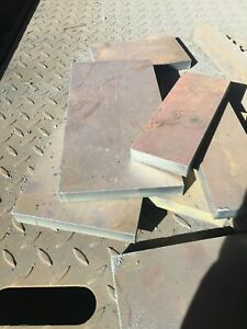 3 4 X 6 X 12 Steel Flat Bar Plate 0 75 Inch Thick Welding Plate A36 Sheet