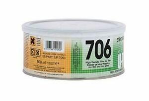 U pol 706 Stronghold Smooth High Adhesion Body Filler For Plastics Upol 7061