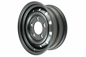 Land Rover Defender Terrafirma Wolf Military Style Hd Wheel In Black Anr4583pm