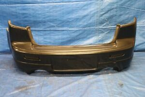 2009 09 Mitsubishi Lancer Ralliart 4b11t Oem Rear Bumper Cover crack 566