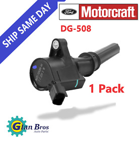 Ford Motorcraft Oem Ignition Coil Dg508 Exact Fit For 4 6l 5 4l 6 8l V8 V10