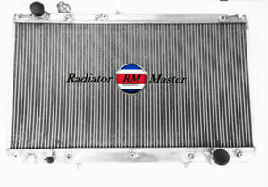 Aluminum Radiator For 1998 2005 Lexus Gs300 V6 1998 2000gs400