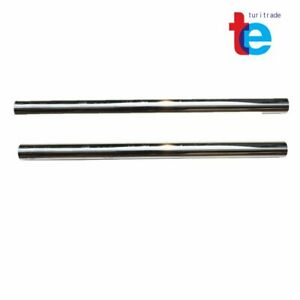 2x 2 5 Od 4 Feet T 304 Stainless Steel Straight Exhaust Piping Tubing Tube Pipe