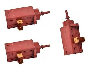 3 Pack 9586 001 001 196774 902899 12002535 22002119 Thermoactuator Wax