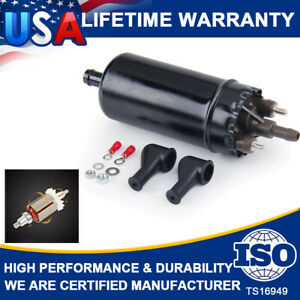 125psi External Inline Universal Efi Electric High Pressure Fuel Pump 0580464070
