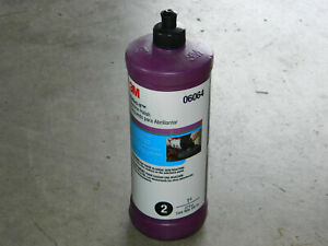 1 Quart Of 3m 06064 Perfect it Machine Polish For Cars Boats Trucks And Rv s