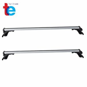 3 Kinds Clamp Universal 48 Car Top Roof Cross Bar Luggage Cargo Carrier Rack W