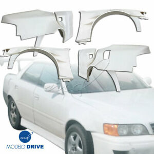 Modelodrive Frp Type x V2 Kit 5pc 3dr Hatch For Nissan 240sx 89 94