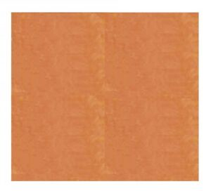 18 Ga Copper Sheet Metal 12 X 12 Square one Side Covered With Pvc