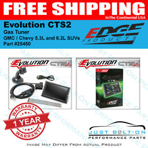 Edge Evolution Cts2 Gas Tuner 2017 2020 Gmc Chevy 5 3l And 6 2l Suvs 25450