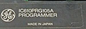 Ge Ic610prg105a Hand Held Programmer