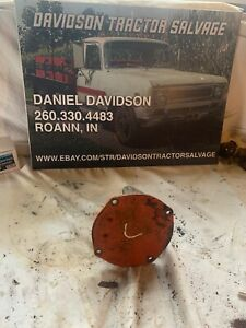 Allis Chalmers C Tractor Transmission Cover W Shift Shifter Forks