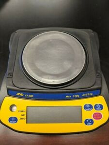 And Weighing Ej 300 Newton Series Compact Balances 310g X 0 01g