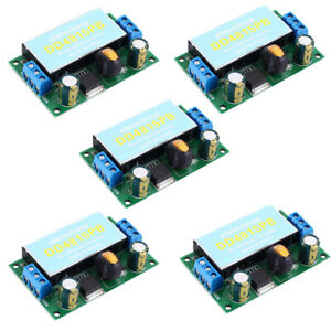 5x Dc dc Step Up Down Power Supply Module Boost Buck Converter 2 Output Isolated