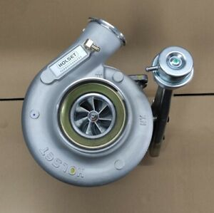 Reman Turbocharger Turbo Holset Hx60 T6 26cm Single Scroll V Band Made In Uk