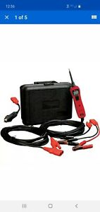Power Probe Pp319ftcred Power Probe Iii Red Circuit Tester Kit With Accessories
