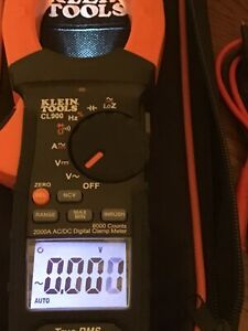 Klein Tools Cl900 Demo Product