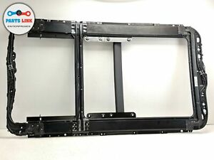2014 2017 Bmw X5 F15 Upper Panoramic Moon Sun Roof Frame Track Rail Support Oem
