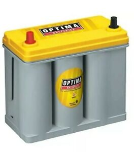 Optima Batteries 8171 767 ds46b24r Yellowtop Prius Battery 450 Cca 575 Ca