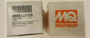 Multiquip Qp 20ta Pump Mechanical Seal Carbon ceramic 0806123325