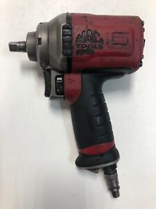 Mac Tools Awp038 Titanium 3 8 Drive Pneumatic Mini Impact Wrench Air Tool