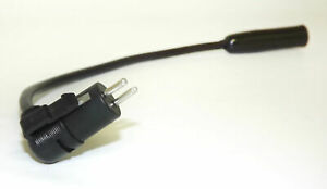 Universal Aftermarket Antenna To Oem Adapter Fits Nissan Two Prong Car Radio