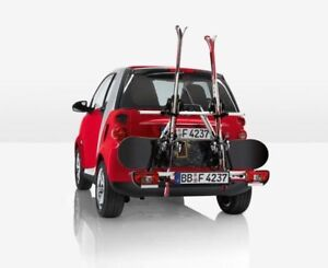 Genuine Smart Car Fortwo Snowboard Attachment Rack Ski Rear 08 15 4518400091