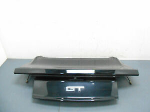 2017 15 16 17 Ford Mustang Gt Trunk Lid Deck 0169