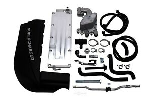 Supercharger Installation Kit dry Sump Accessory Kit 15905 Fits 2010 Corvette