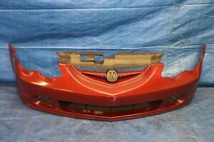 2002 04 Acura Rsx Type S K20a2 2 0l Oem Front Bumper Cover Scratches 4403