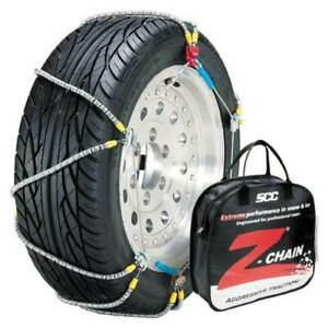 Peerless Z571 Z Chain Vehicles light Truck Snow Tire Chains Pair used