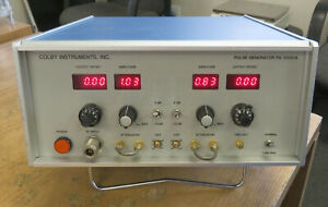 Colby Instruments Pg 5000a 10mhz 5000mhz Dual Output Pulse Generator