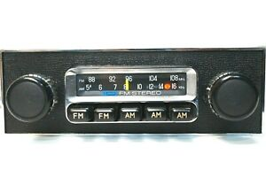 Classic Blaupunkt Style Mercedes bmw And Vw Stereo Radio Am Fm